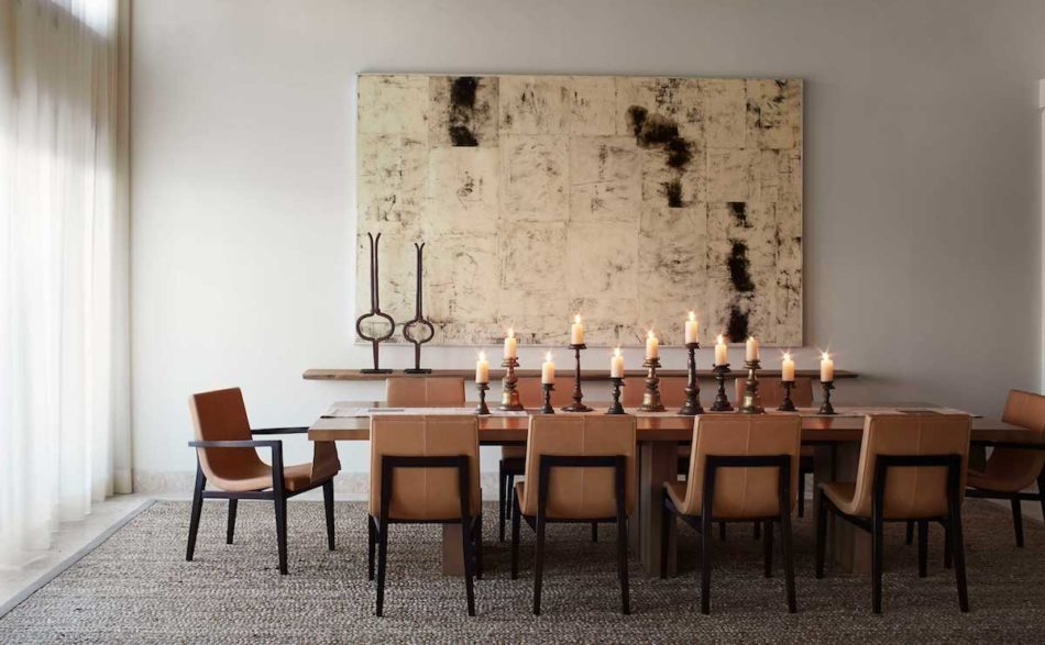dining room by Soucie Horner