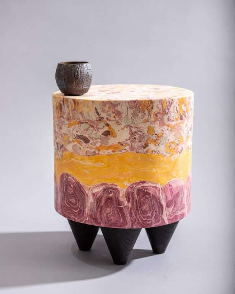 General Life Trifle stool