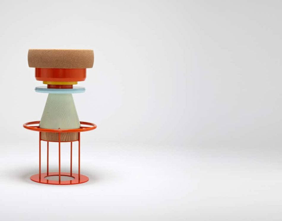 Note Design Studio Tembo Stool
