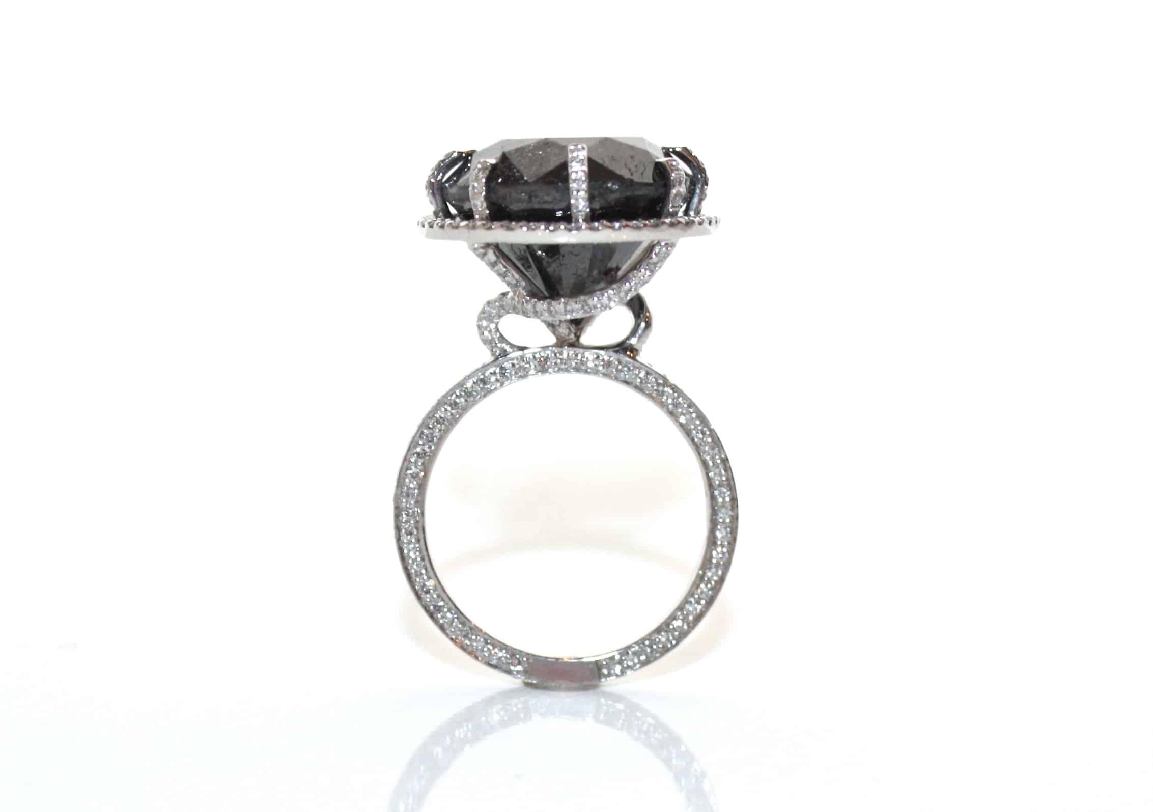 Sharon Khazzam engagement ring
