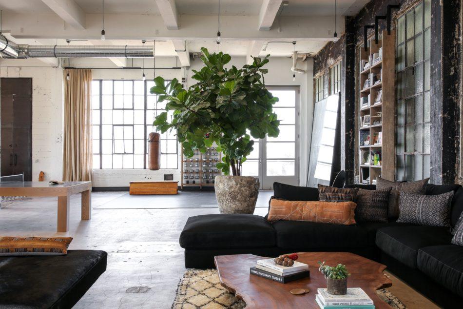 Open concept by Alexander Design in Venice, California
