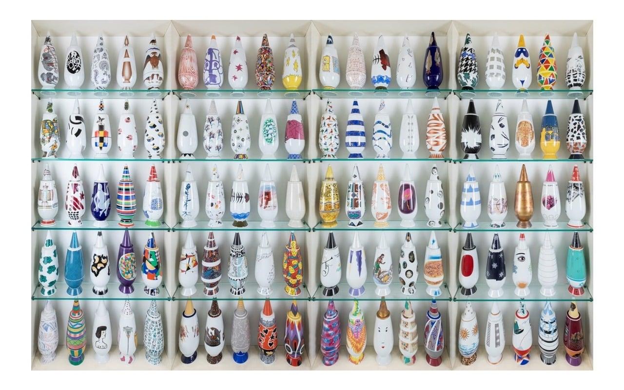 Shelves of DesignDesign vases
