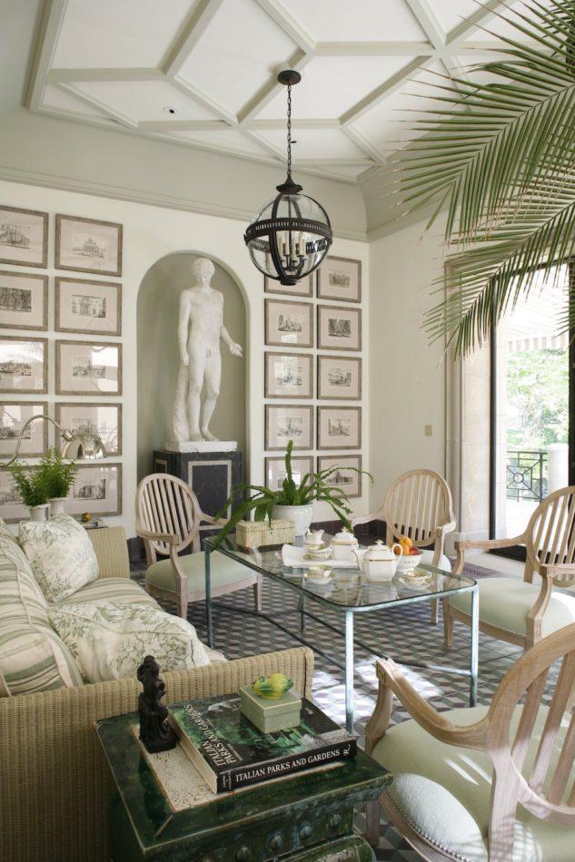 living room by White Webb
