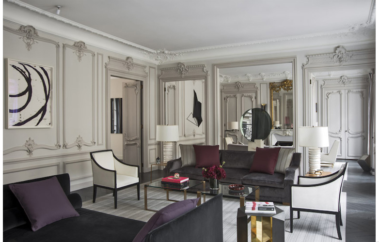 Parisian Interior Design 16 Images Of Chic Paris Apartments