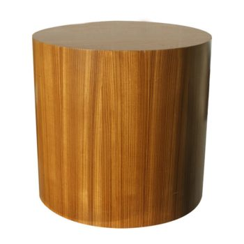 Milo Baughman side table