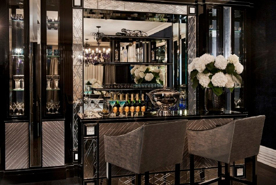 Argent Design bar in London
