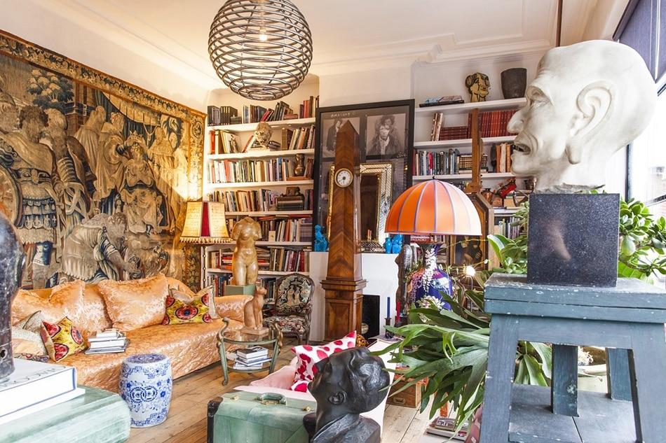 Antwerp living room by Gert Voorjans