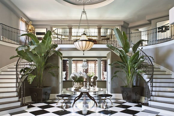 10 Dazzling Deco Inspired Homes The Study
