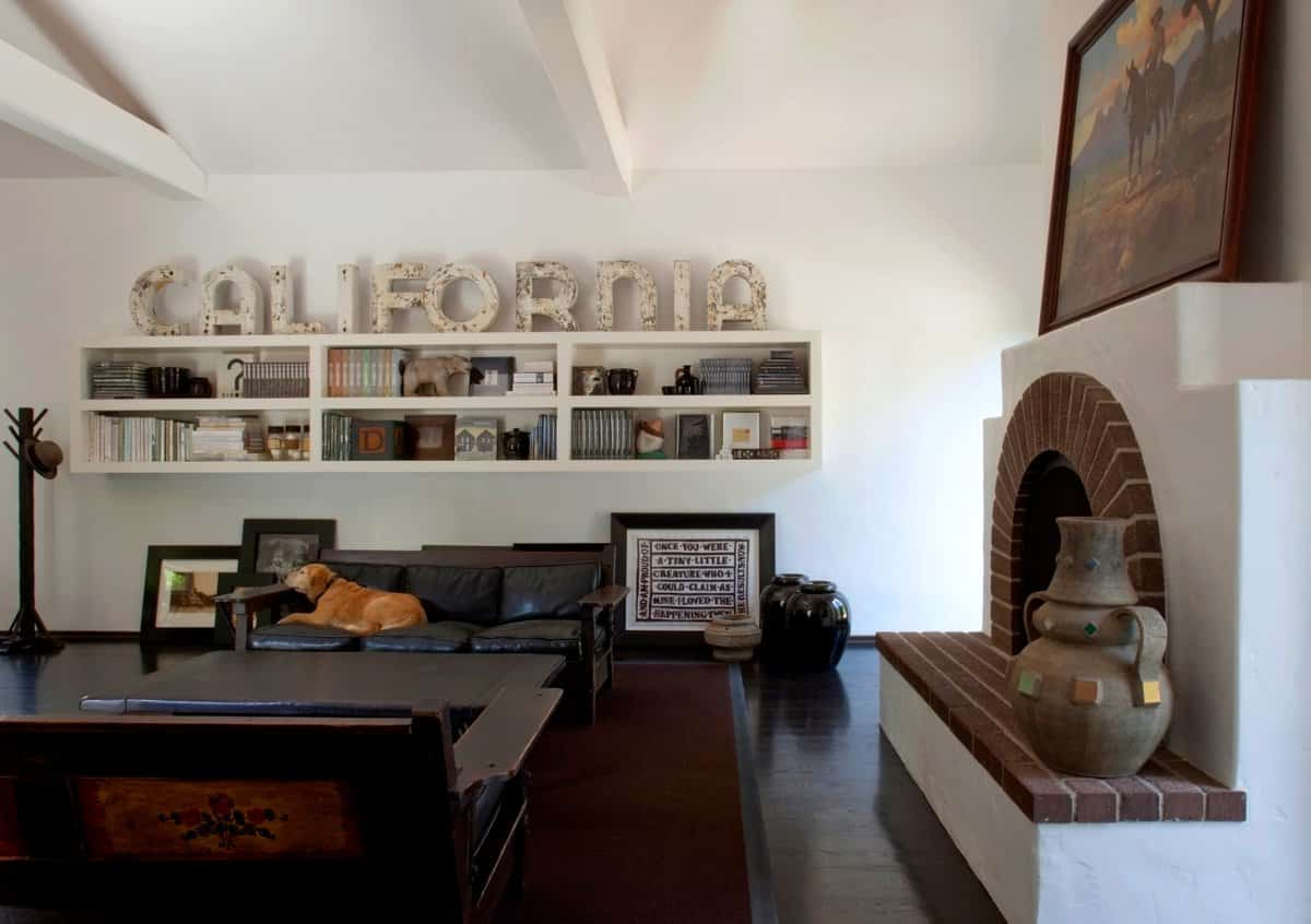 Los Angeles living room by Stephen Shadley
