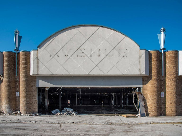"""Avenue Exterior"" Wayne Hills Mall, 2019"