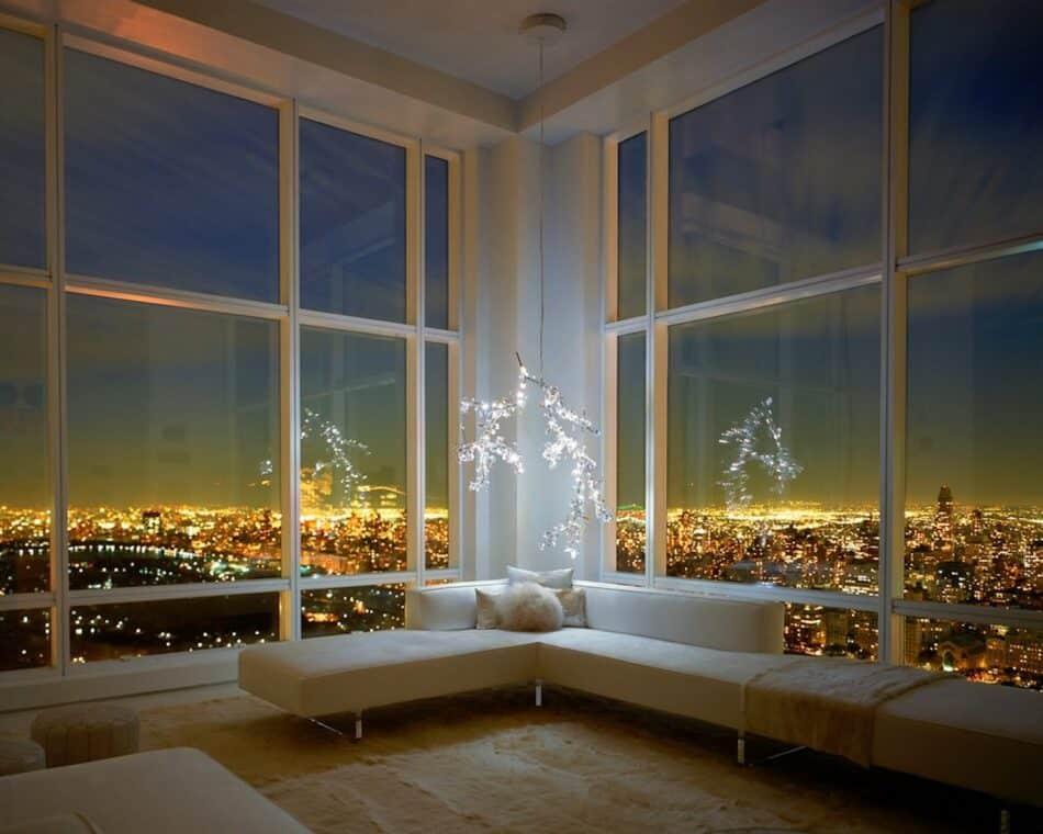Kelly Behun's own NYC apartment