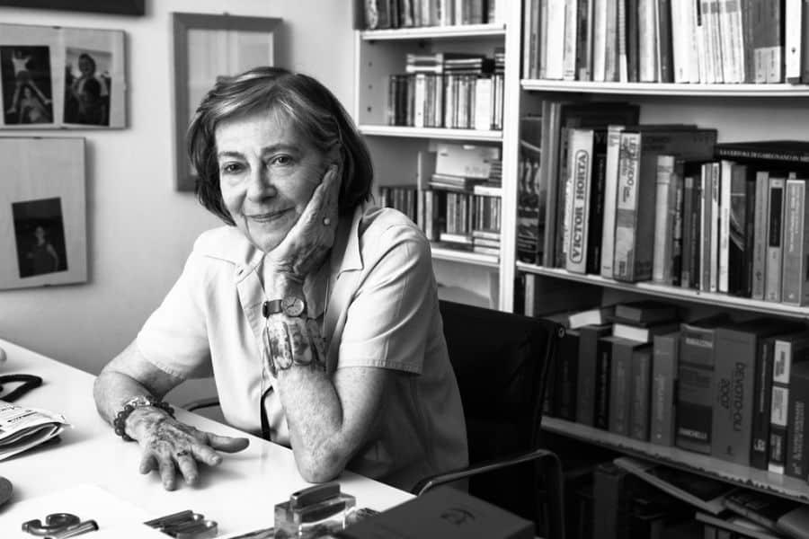 Italian innovator Cini Boeri.