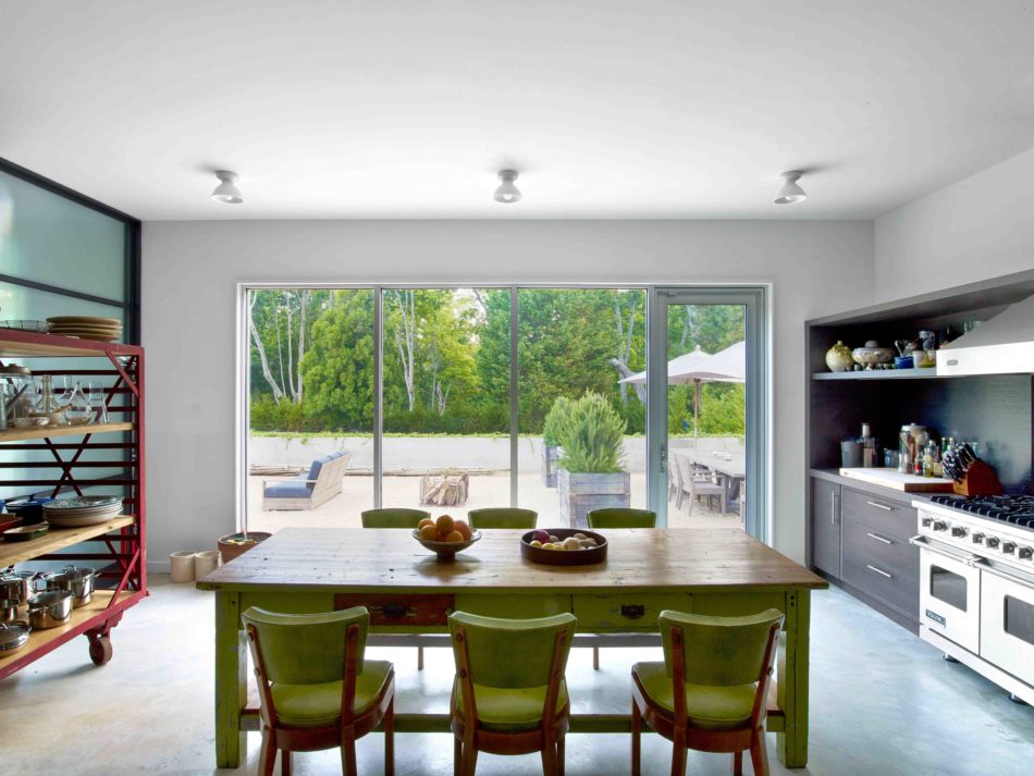 East Hampton kitchen by Mark Zeff