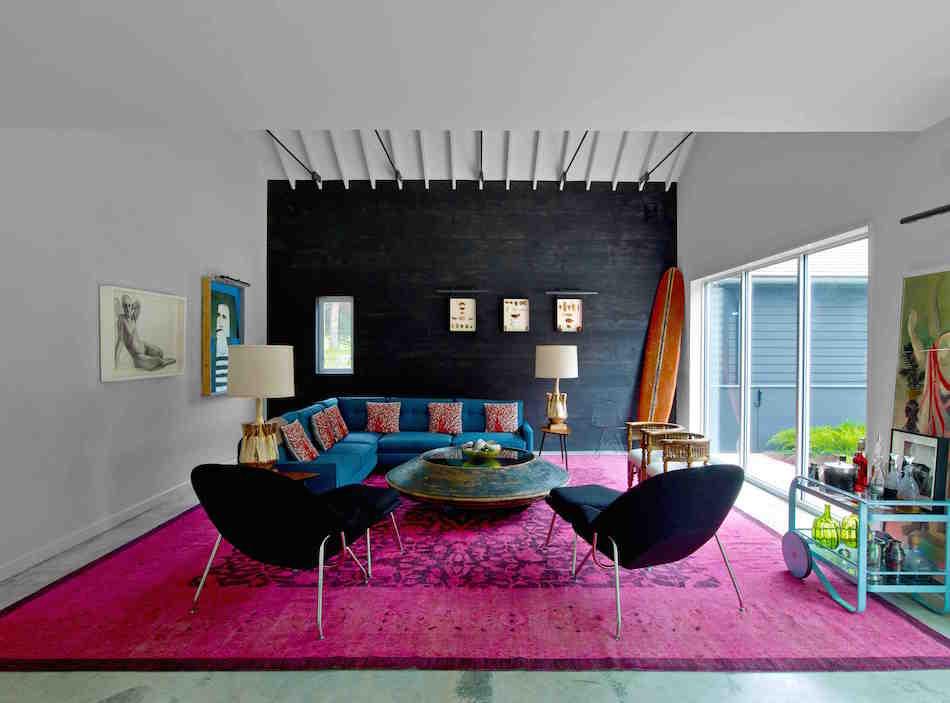 Blackbarn living room by Mark Zeff