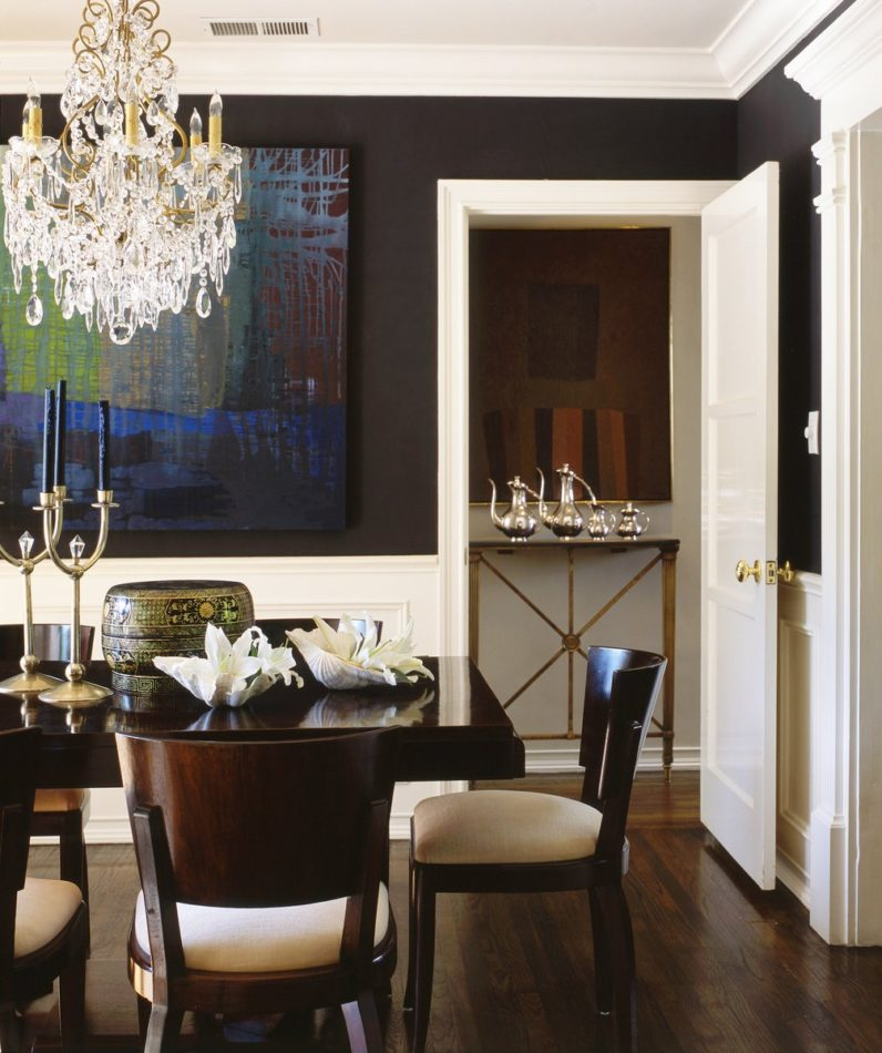 Philip Nimmo West Hollywood dining room