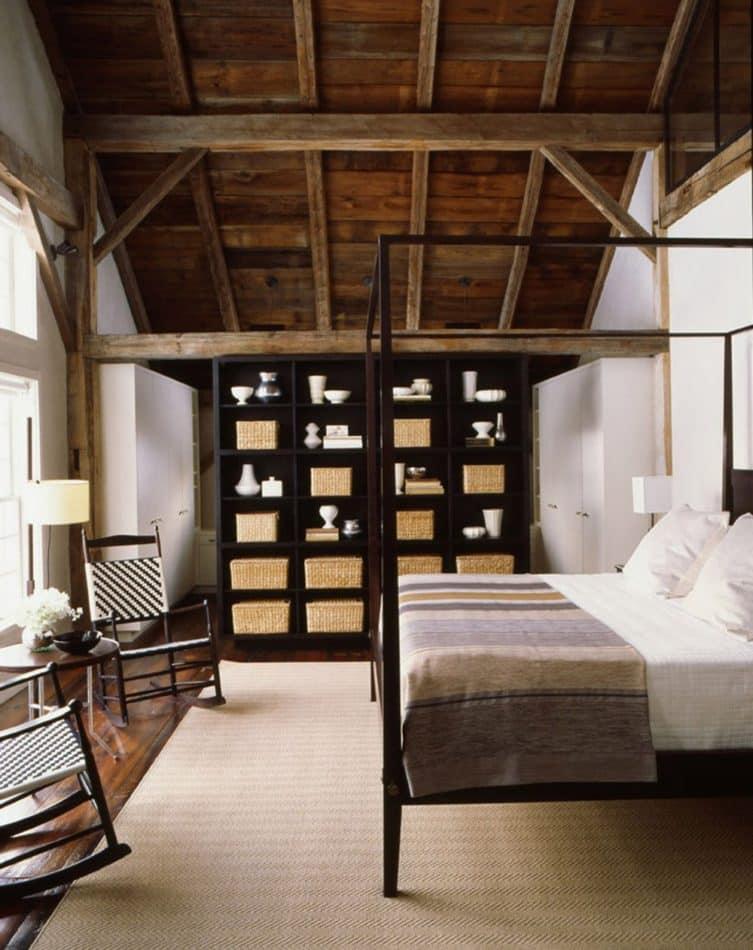 Groves & Co. bedroom