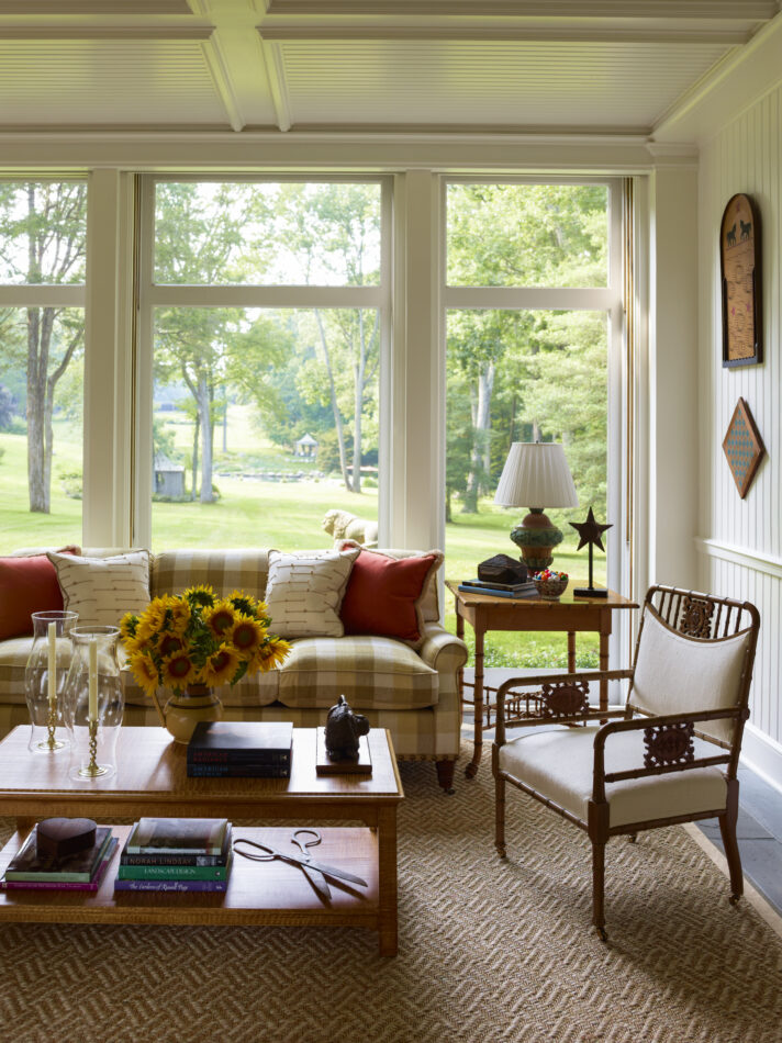 Stamford, CT home by Cullman & Kravis