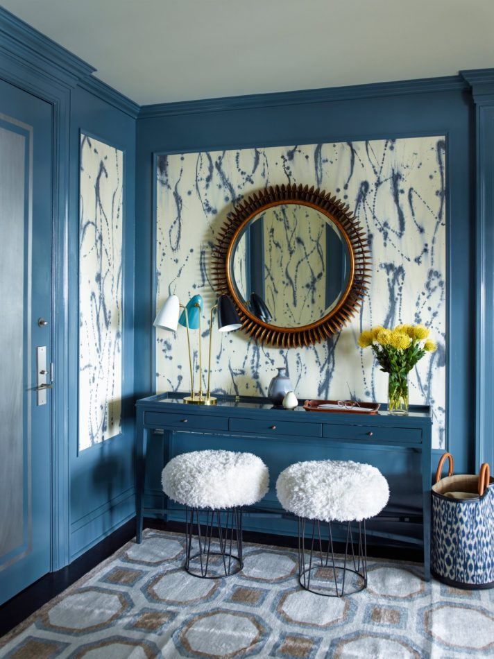 entryway by the Mendelson Group