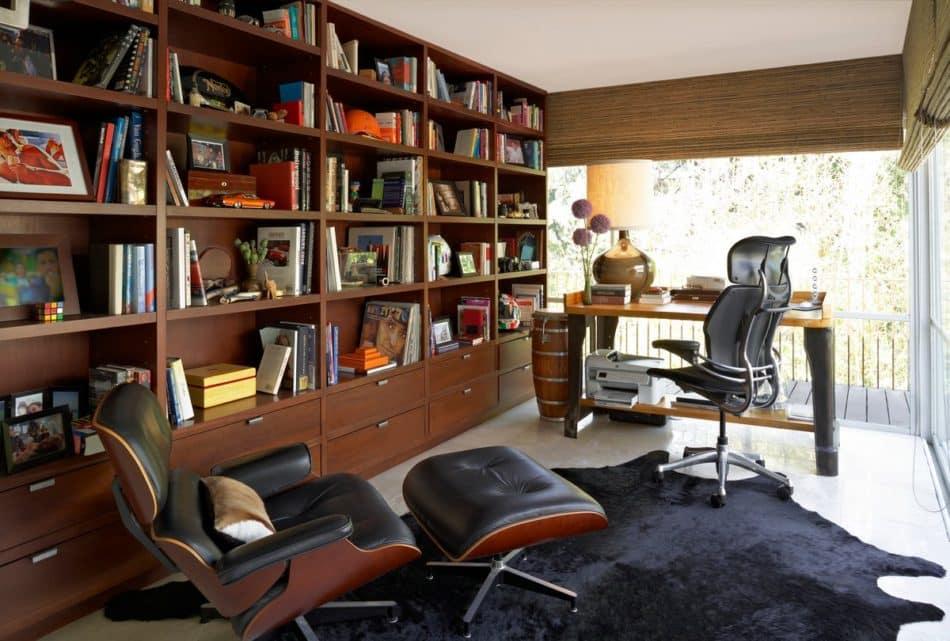 Kishani Perera Hollywood Hills office