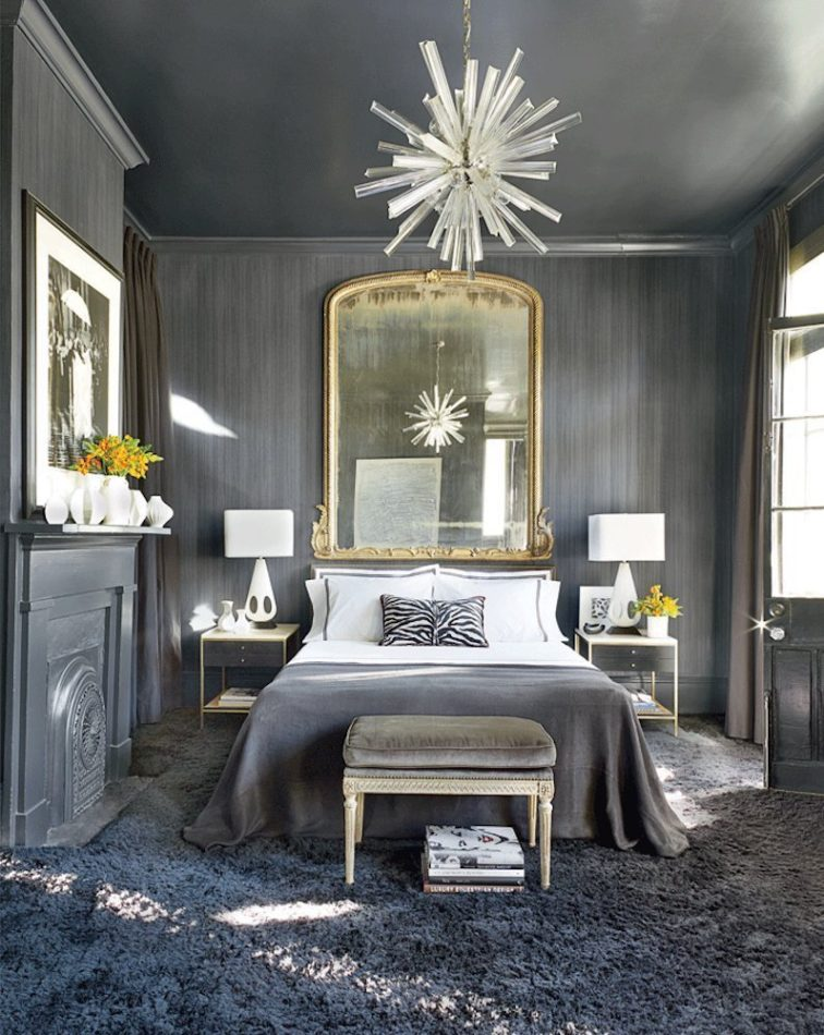 . 23 Luxurious Bedrooms   The Study