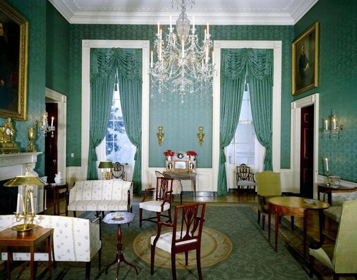 Secretary Of Estate Jackie Kennedy S White House Overhaul