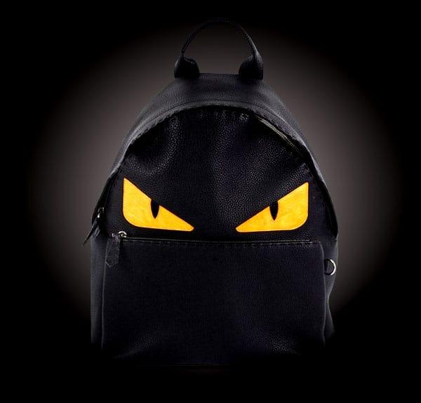 Fendi Selleria Monster backpack