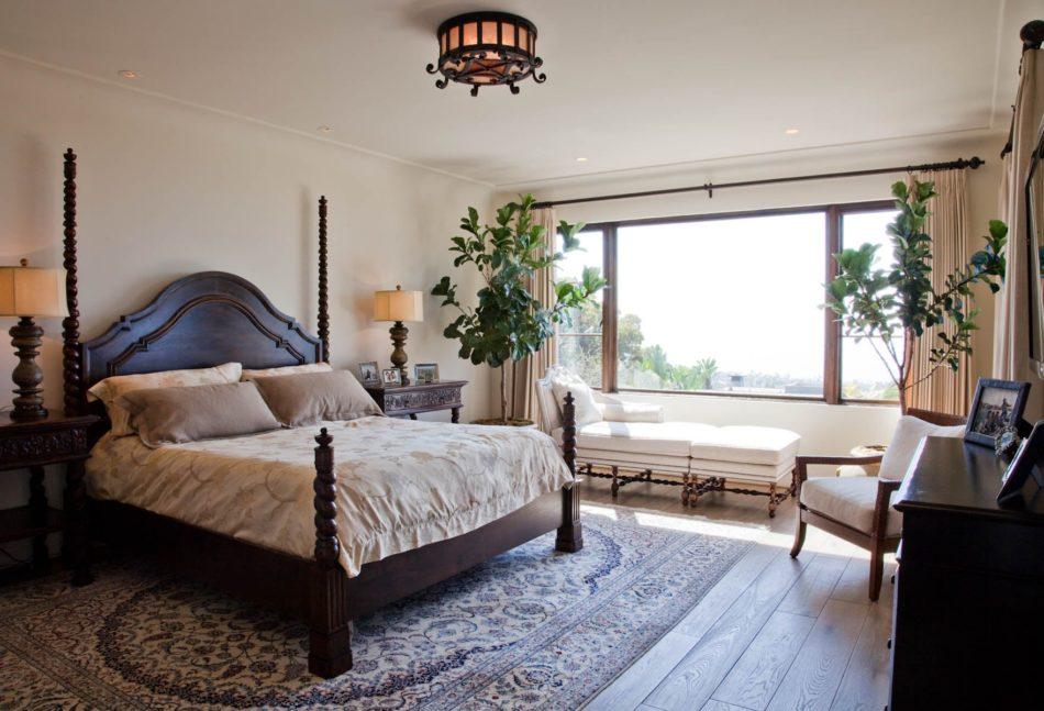 La Jolla bedroom by Interior Design Imports