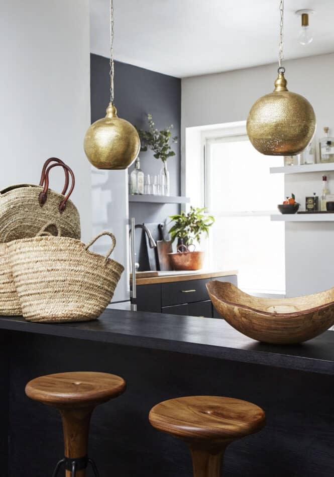 Lauren Aviva of L'Aviva Home's kitchen