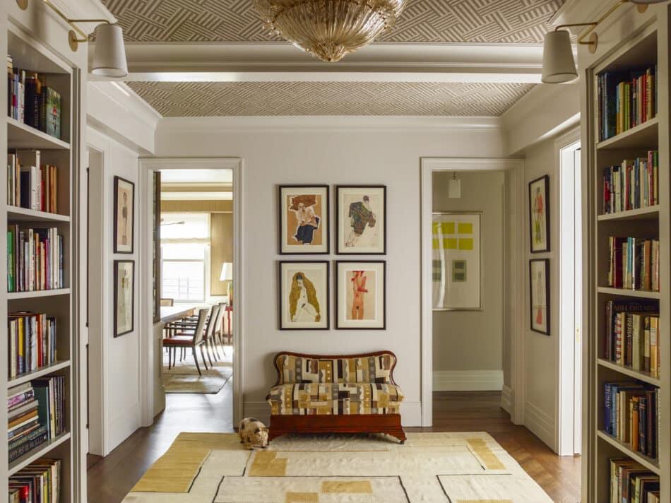 Gideon Mendelson designed this Park Slope, Brooklyn home