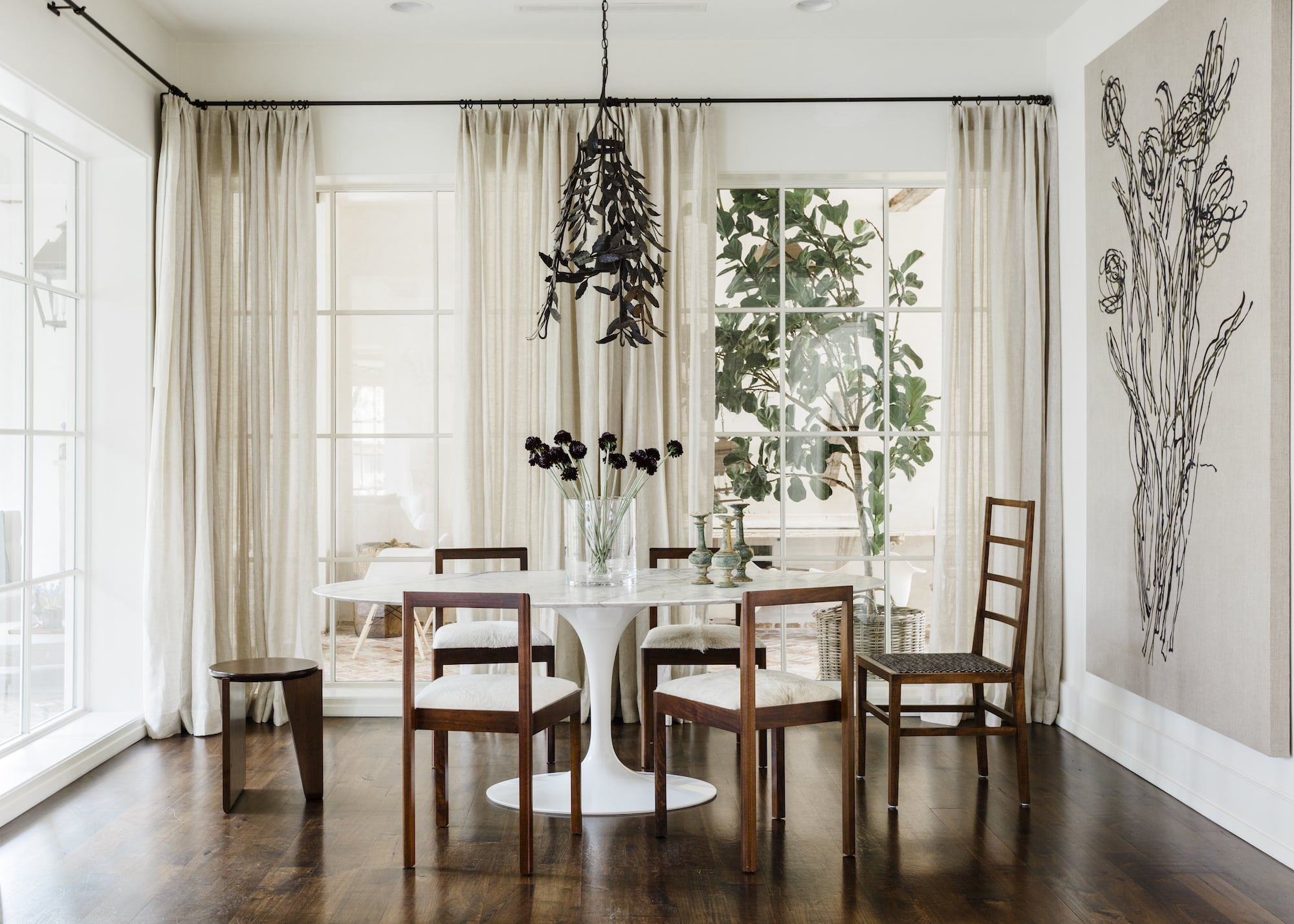 7 Designer Tips For Artfully Mismatching Your Dining Chairs The Study