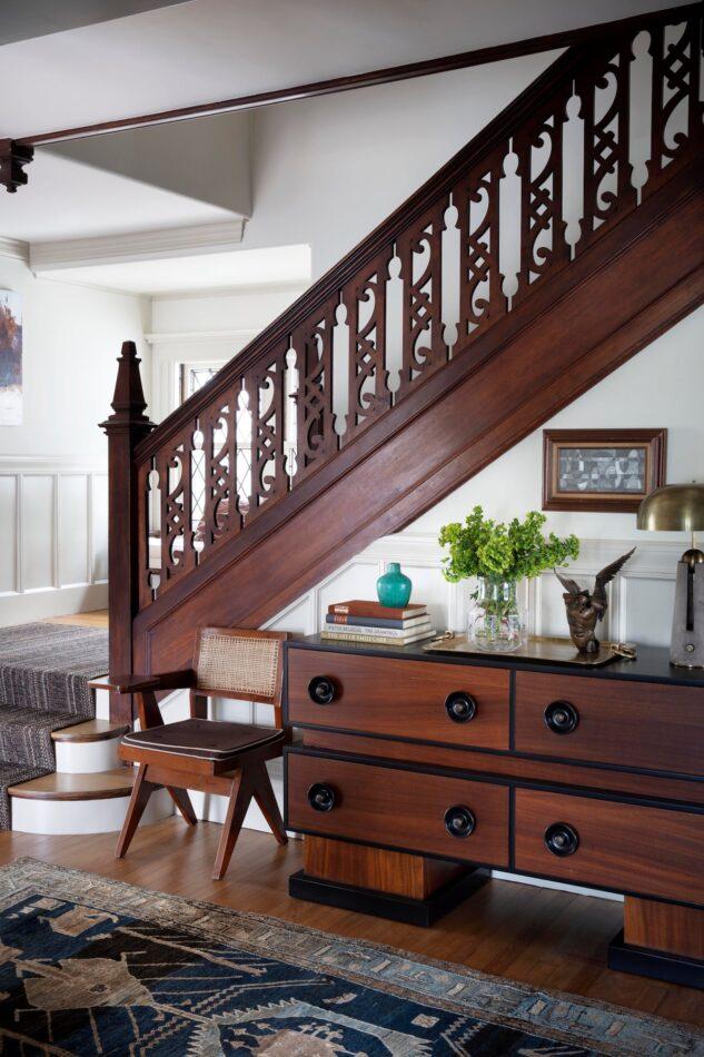 Nina Farmer home in Boston