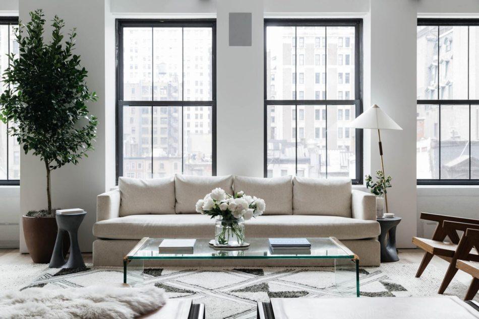 New York living room by Jae Joo
