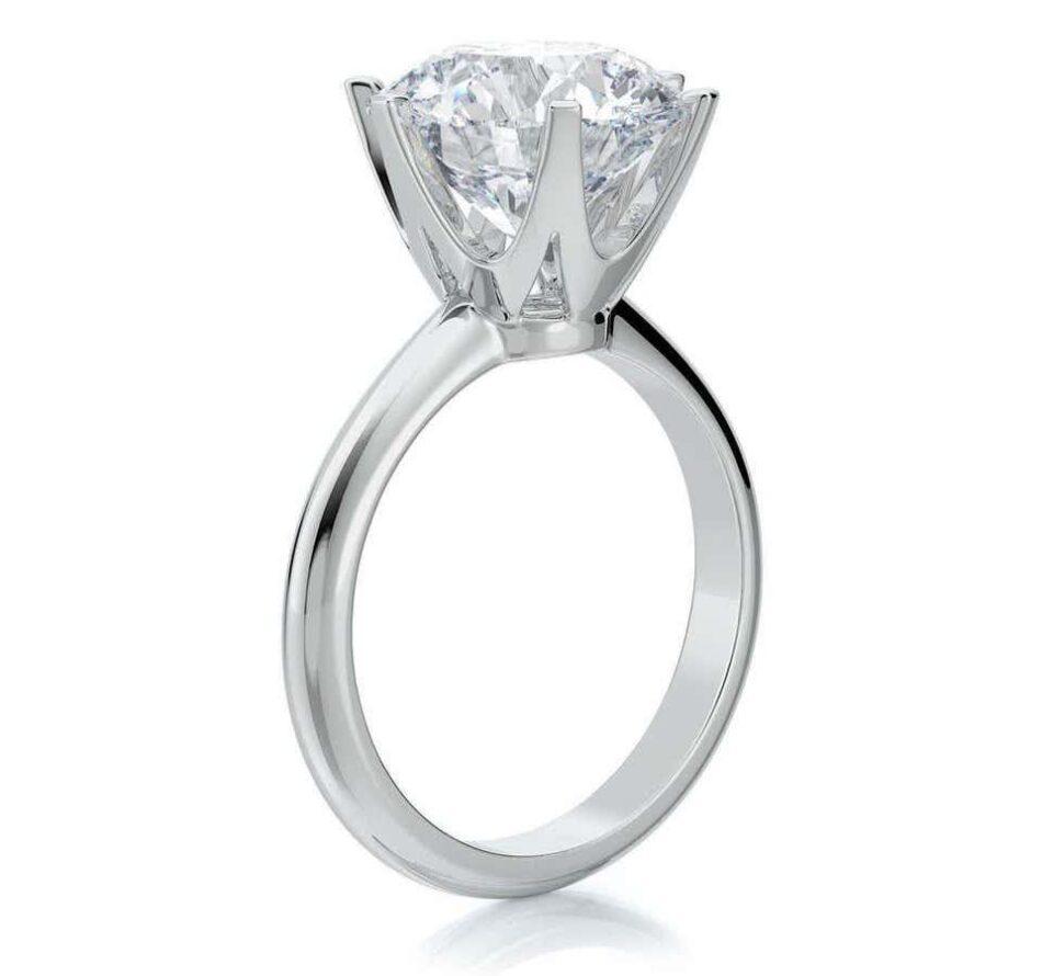 Hearts and Arrows Ideal Cut Diamond