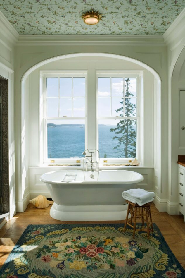 Peter Pennoyer Architects in Maine