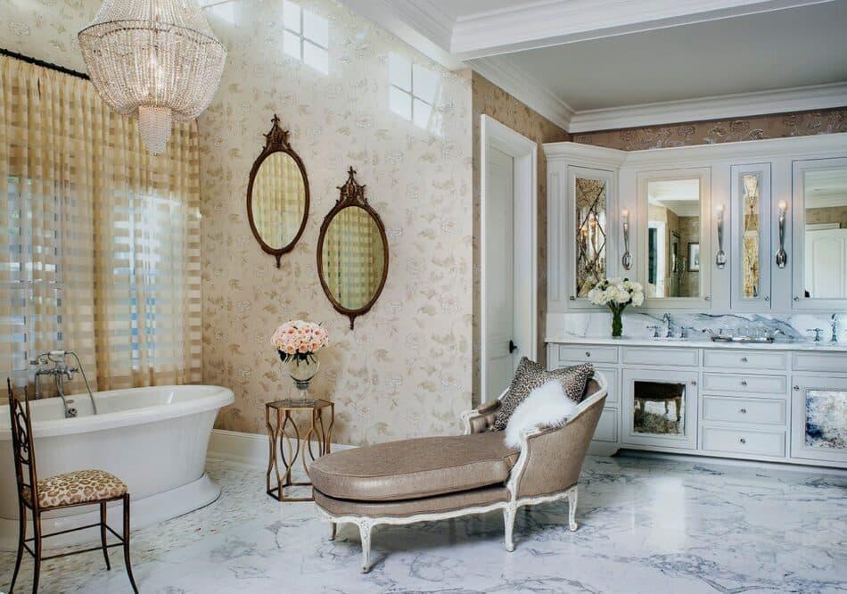Jeff Andrews bathroom in LA